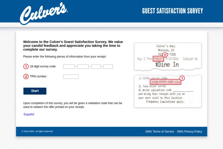 Culver-s-Guest-Satisfaction-Survey