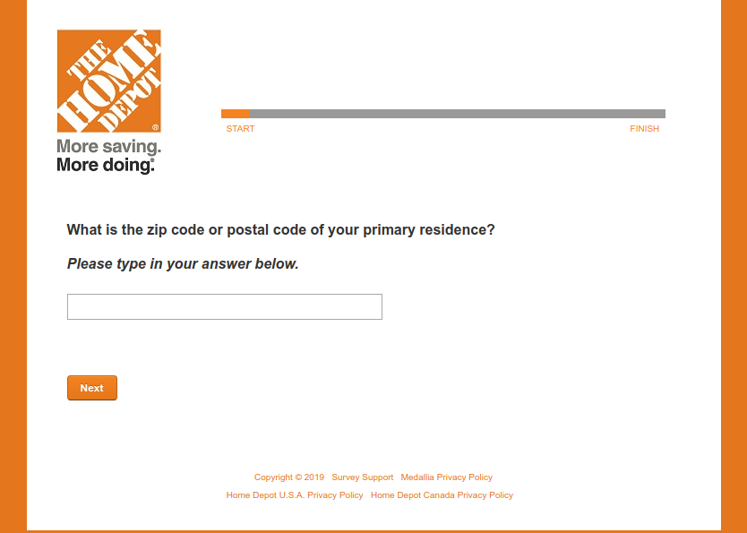Www Homedepot Com Survey Complete Home Depot Customer Survey To Win 5000 Gift Card Surveyline