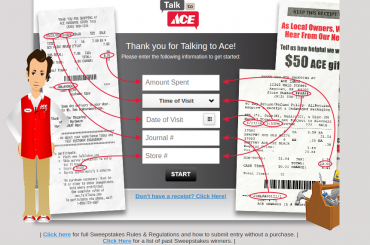 ACE Hardware Customer Satisfaction Survey
