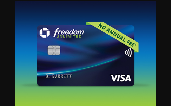 Chase Freedom Card Logo