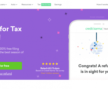 Credit Karma Tax Logo