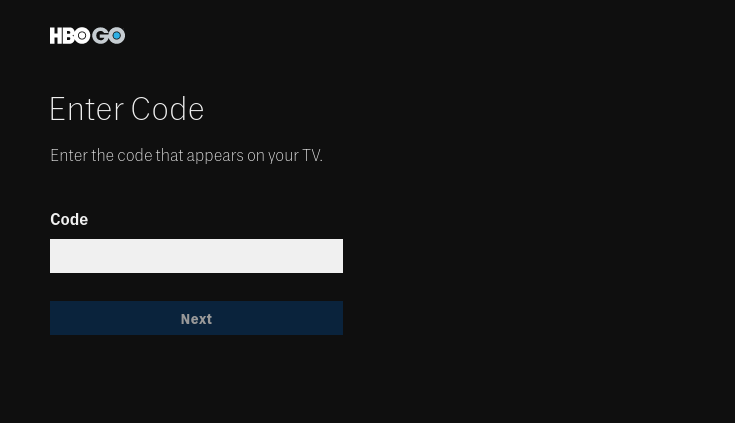 HBO Go Activation