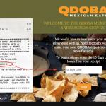 QdobaListens Guest Survey