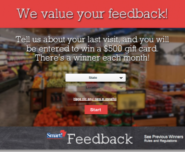 Foodtown Survey