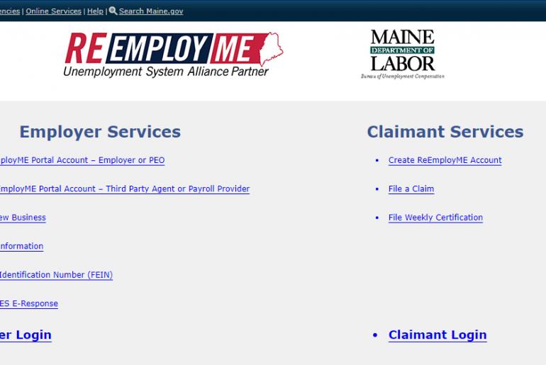 Unemployment Benefits Logo