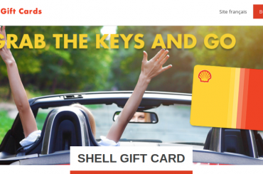 Shell Gift Card Logo
