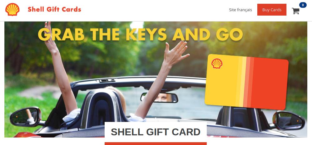 Shell Gift Card Logo