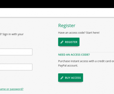 Physioex Login