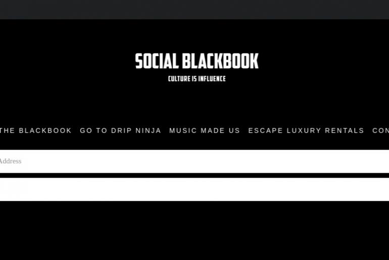 Social Blackbook Login