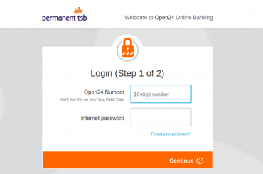 Permanent tsb Login