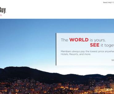 Direct Buy Travel Portal