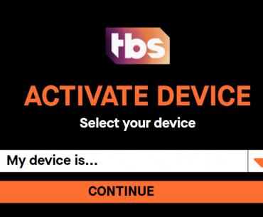 TBS Activate Logo