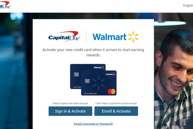 walmart rewards card activation